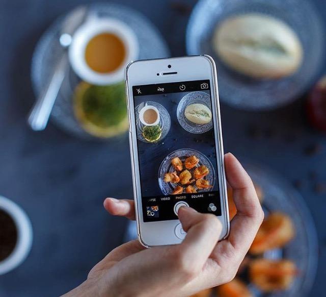 Food фотосъемка для ресторана