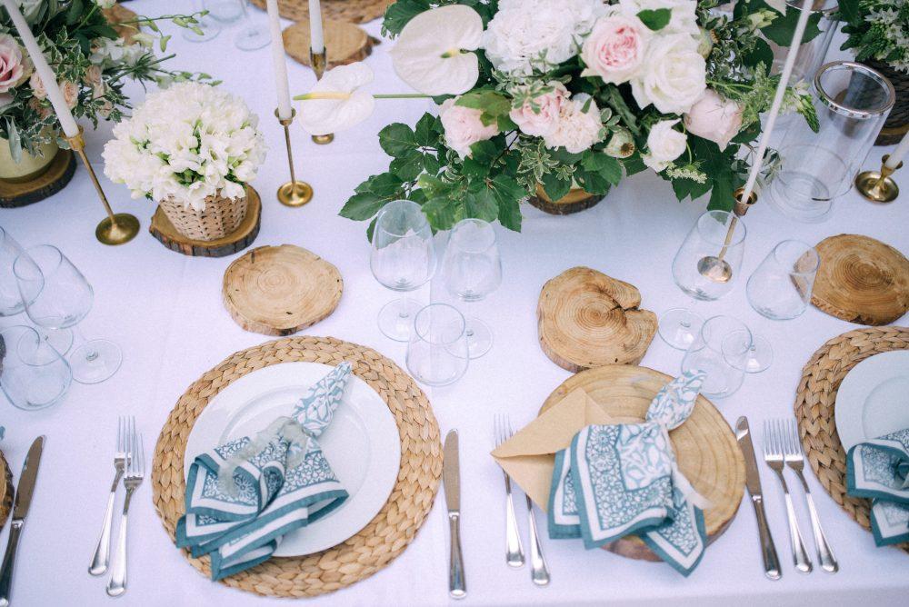 Декор свадьбы в Италии