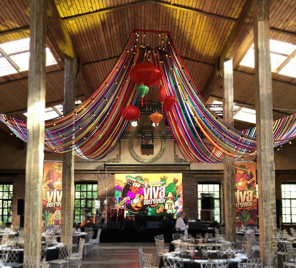 Вечеринка в стиле Мексика