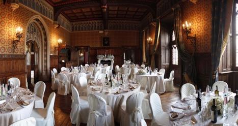 Замок для свадьбы в Италии