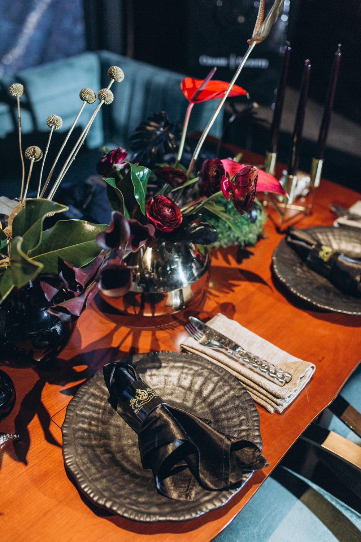 живые цветы оформление ресторанов