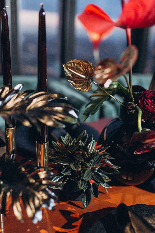 Живые цветы флористика
