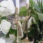 Свадебные подвечники свечи на свадьбу