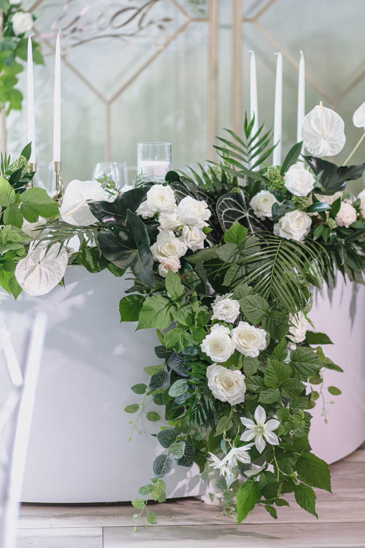 Флористика праздничный декор