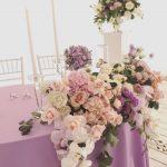 Свадебный стол тематическая свадьба