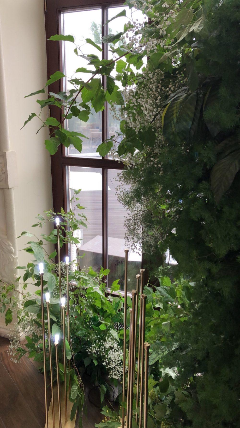Декор зеленью Москва